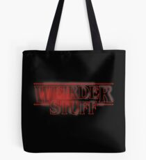 Weirder Stuff Tote Bag