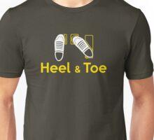 Heel & Toe (1) Unisex T-Shirt