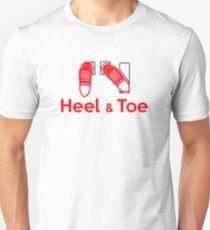 Camiseta ajustada Heel & Toe (2)