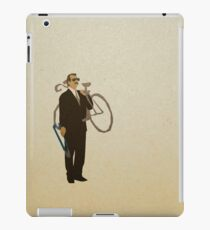 She's my Rushmore. iPad Case/Skin