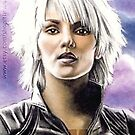 Halle Berry miniature by wu-wei