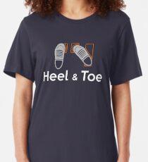 Heel & Toe (4) Slim Fit T-Shirt