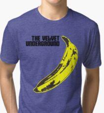 Velvet Underground Tri-blend T-Shirt
