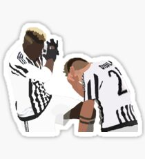 Paul Pogba Paulo Dybala Dab Sticker