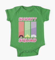 Steven Universe Shorty Squad Shirt One Piece - Short Sleeve