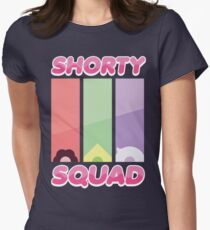 Steven Universe Shorty Squad Shirt Womens Fitted T-Shirt
