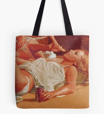 TASTY® Panty Party Tote Bag