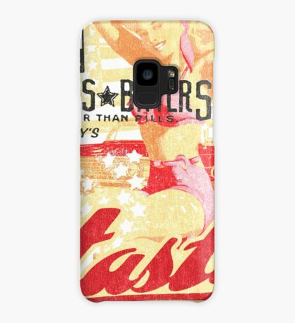 TASTY™ Vintage Swimsuit Pin-up Case/Skin for Samsung Galaxy