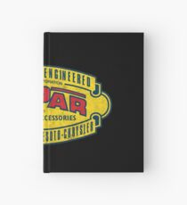 Mopar Parts and Accessories Hardcover Journal