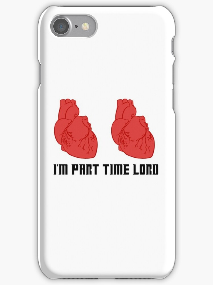 I'm Part Time Lord by pimator24