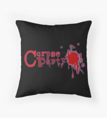 Corpse Party Throw Pillow