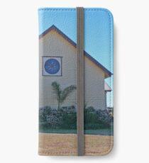Holy Trinity Lutheran Church, Nobby, Qld, Australia iPhone Wallet/Case/Skin