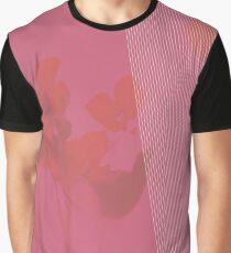 Pink Patterns Graphic T-Shirt