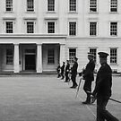 They're Changing Guard at Buckingham Palace by photograham