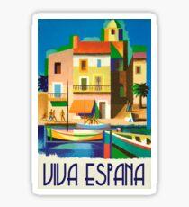 Viva Espana Sticker
