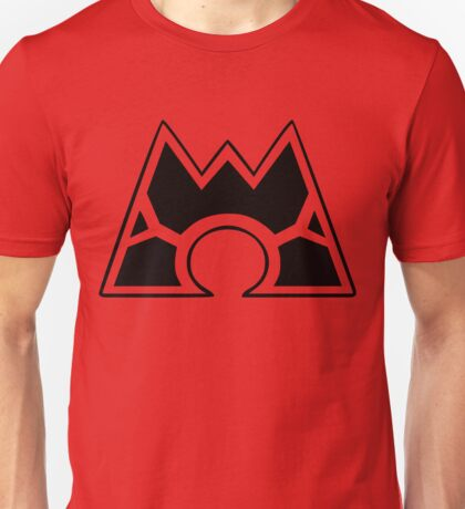 Team Magma (Style A) Unisex T-Shirt