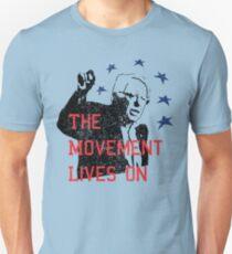 Bernie Sanders - Movement Lives On T-Shirt