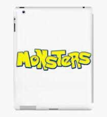 Monster Pokemon iPad Case/Skin