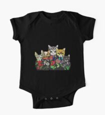 Cat Russian doll family Kids Clothes