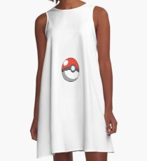 Pokemon Go A-Line Dress