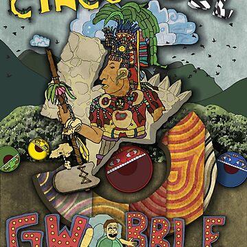 Gwobble 2014 Cinco Del Gwobble by NesQuick
