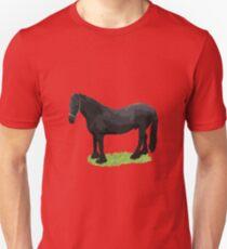 Schwarzer Hengst T-Shirt