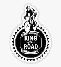 Retro Style Mens Racing Bike Road Touring Cycling Logo  Sticker