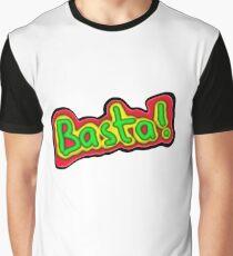 Basta Graphic T-Shirt