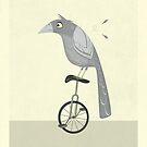LAZY BIRD by JazzberryBlue