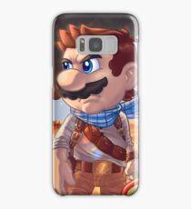 Mario X Uncharted 3 Samsung Galaxy Case/Skin