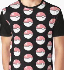 Pokeball cutie! Graphic T-Shirt