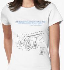 Ptilouk.net - Spleen IV Women's Fitted T-Shirt