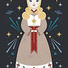 Wand of Stars by CarlyWatts