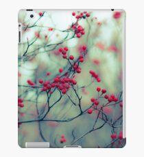 Winter Berries iPad Case/Skin