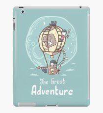 The Great Adventure iPad Case/Skin