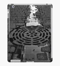 Sewer iPad Case/Skin