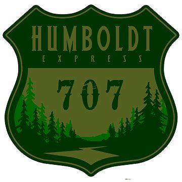 Humboldt Express 707 by joshburt