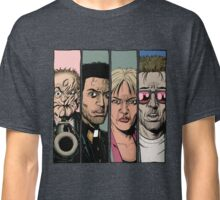 Preacher :Arseface, Jesse, Tulip and Cassidy Classic T-Shirt