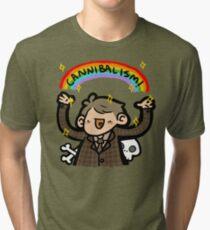 ~CANNIBALISM~ Tri-blend T-Shirt