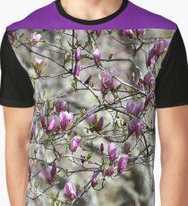 Deciduous Magnolia Graphic T-Shirt