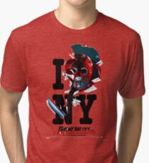 Jason Takes Manhattan Tri-blend T-Shirt