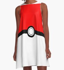 Pokeball A-Line Dress