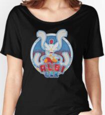 ALBI_GER logo Women's Relaxed Fit T-Shirt