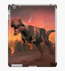 Tyrannosaurus Rex - Fire in the Sky iPad Case/Skin