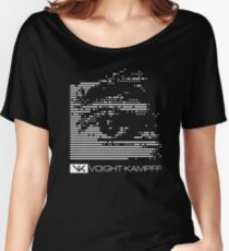 VOIGHT-KAMPFF TEST - BLADE RUNNER Women's Relaxed Fit T-Shirt