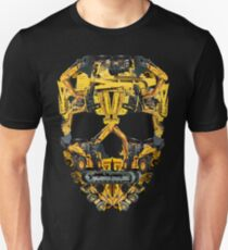 Skull Heavy Equipment T-Shirt