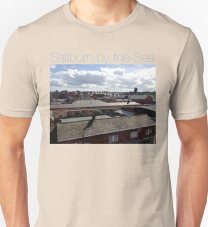 NDVH Saltburn - rooftops. T-Shirt