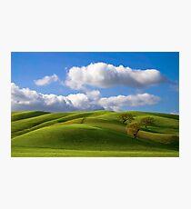 Hills Photographic Print