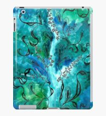 Under water world iPad Case/Skin