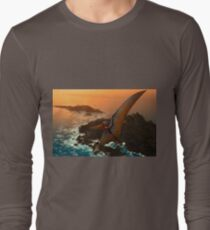 Pteranodon sternbergi Long Sleeve T-Shirt